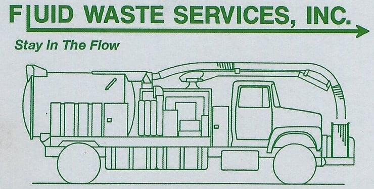 Fluid Waste Services Logo